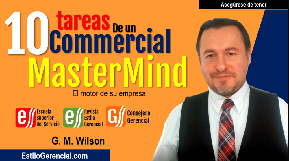 Commercial Mastermind