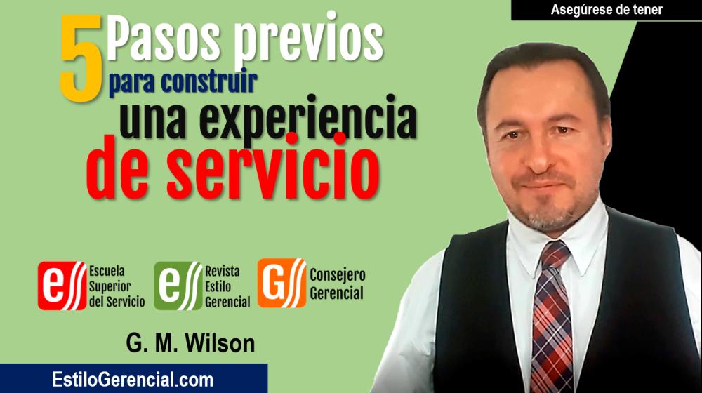 Experiencia de Servicio - CX